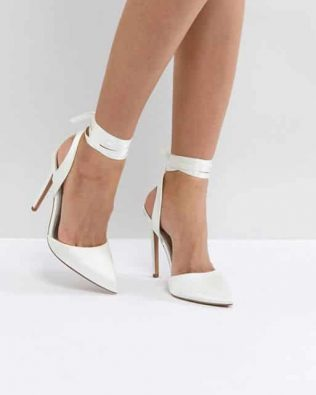 Piper Bridal High Heels