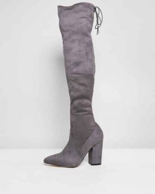 Stretch Over The Knee Boot