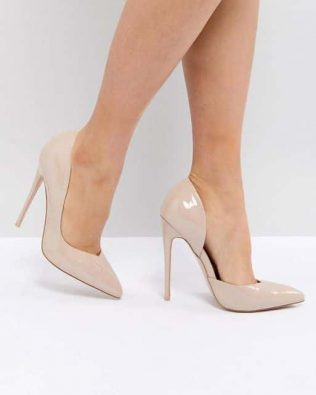 Desire Sachi Court Shoes